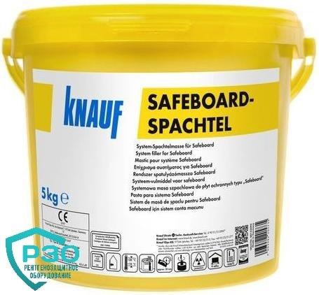 Шпаклевка Knauf Safeboard Spachtel