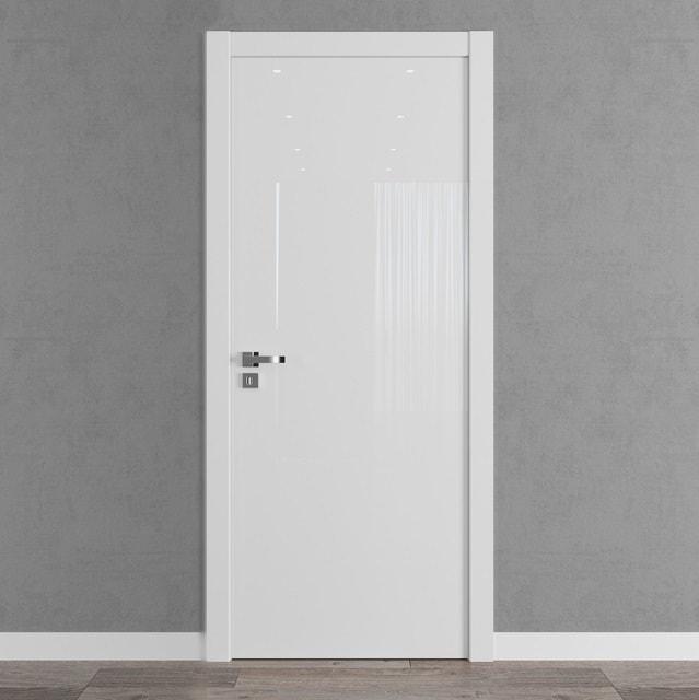 Деревянные рентгенозащитные двери