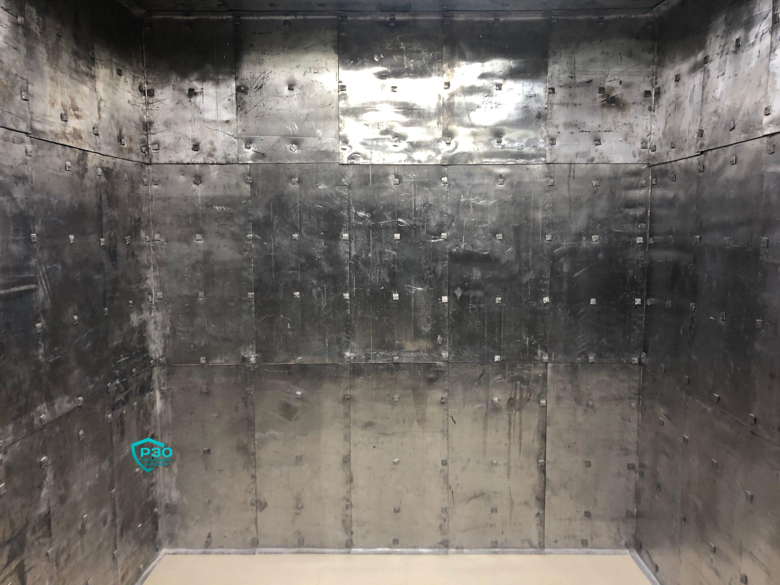 Проектирование рентген кабинета